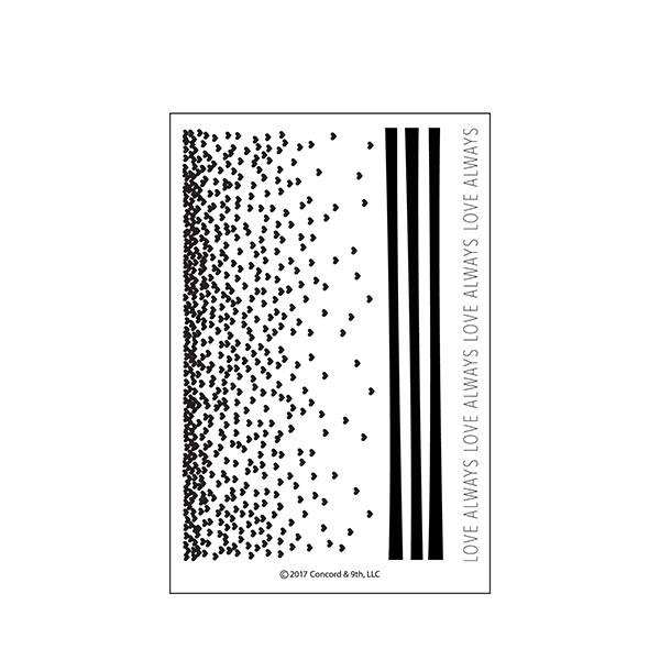 【コンコード&ナインス/CONCORD & 9TH】Love Always