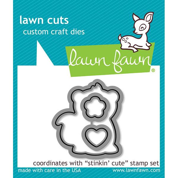 【ローンフォーン/Lawn Fawn】 - stinkin' cute