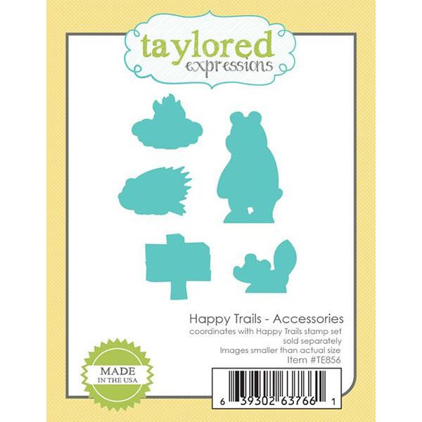 【テイラードエクスプレッション/Taylored Expressions】happy trails