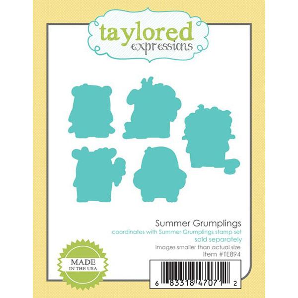 【テイラードエクスプレッション/Taylored Expressions】summer grumplings