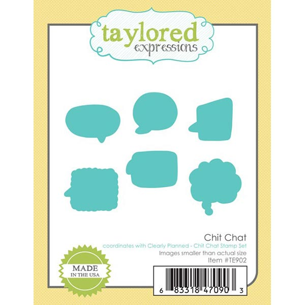 【テイラードエクスプレッション/Taylored Expressions】Chit Chat