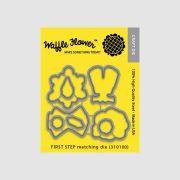 【ワッフルフラワー/waffle flower】First Step